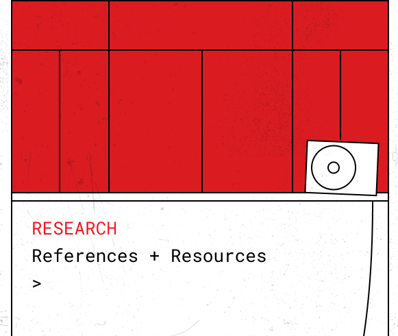 REFERENCES + RESOURCES