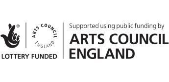 Logo for Arts Council England