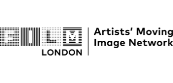 Logo for Film London Artists' Moving Image Network